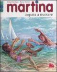 Martina impara a nuotare